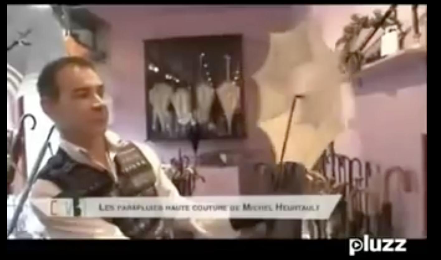 "Parasolerie Heurtault - Emission ""Comment ça va bien"" - France2"
