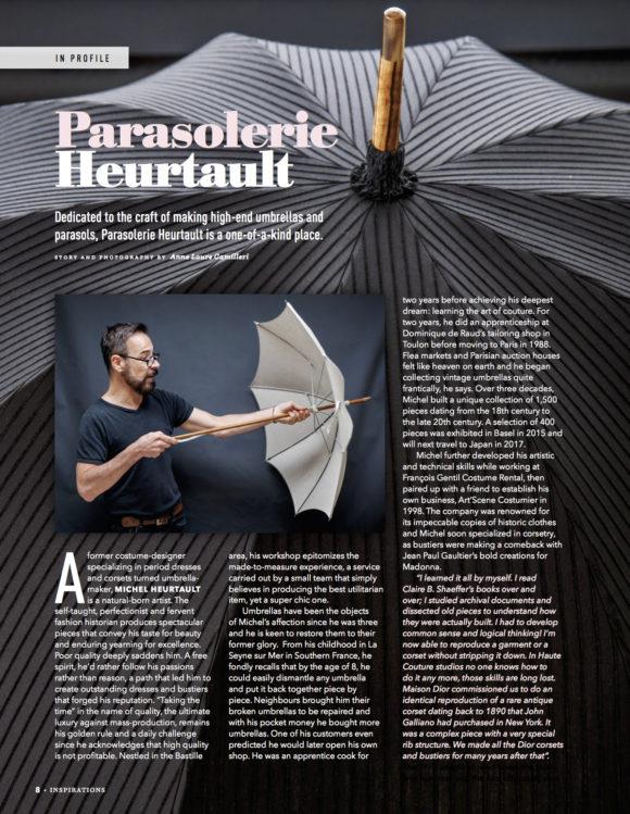 Media Parasolerie Heurtault